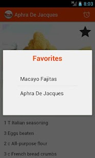 2000 Appetizer Recipes - screenshot thumbnail