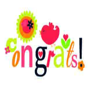 Congratulations Greeting Cards for PC and MAC