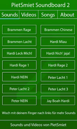 PietSmiet Soundboard 2