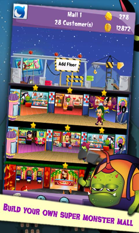 Monster Mall - screenshot