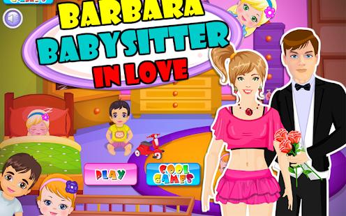 Barbara Babysitter In Love 教育 App-愛順發玩APP