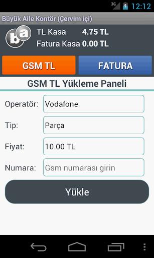 玩商業App|BüyükAile BA Fatura/Kontör免費|APP試玩