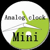 ミニアナログ時計