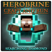Herobrine Craft and Run