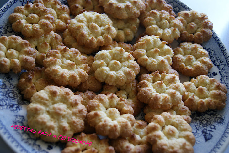 Coconut and Ginger Biscuits Recipe