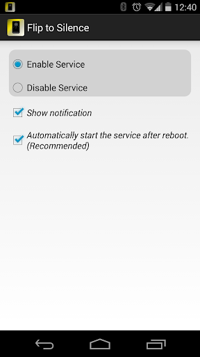 【免費工具App】Flip to Silent-APP點子