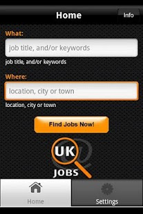 UK Jobs - screenshot thumbnail