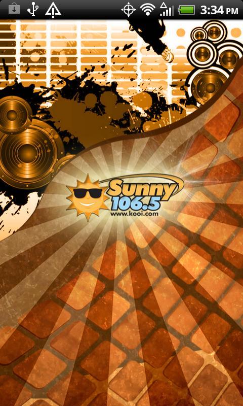 Sunny 106.5- screenshot