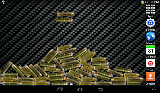 Guns Ammo Live Wallpaper