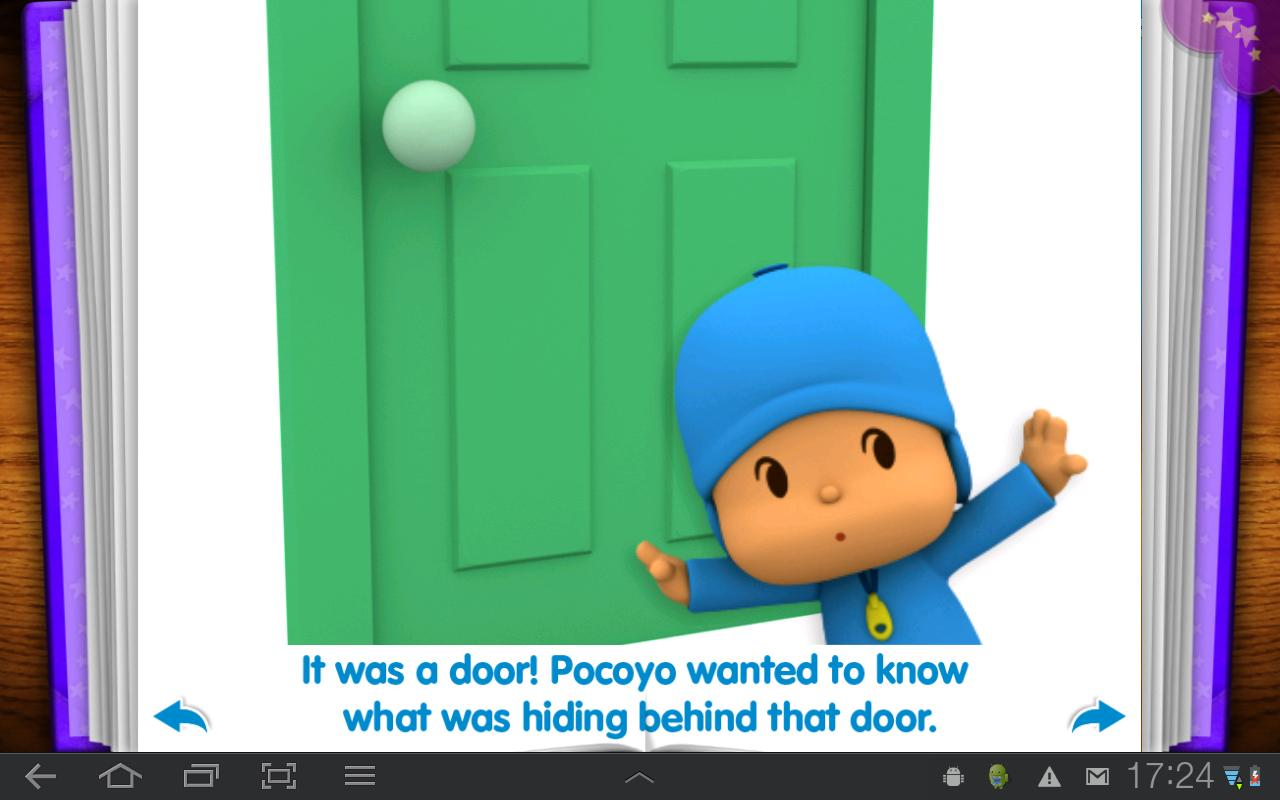 Pocoyo - Duck Stuck - screenshot