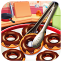 Cooking Games:Making Donuts icon