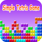 Simple Tetris Game