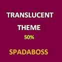 CM10.1 Translucent Theme icon