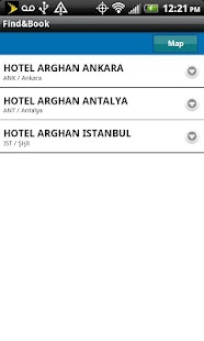 Arghan Hotels- screenshot thumbnail