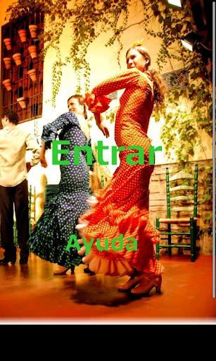 Fondos Flamencos-Wallpaper