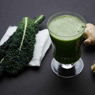 Balanced Green Juice.
