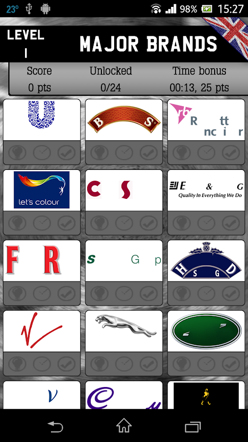 The gallery for --> Organization Logo Quiz Answers