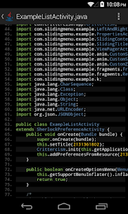 Show Java - A Java Decompiler - screenshot thumbnail