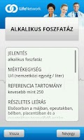 Screenshot of Laborlelet Kisokos