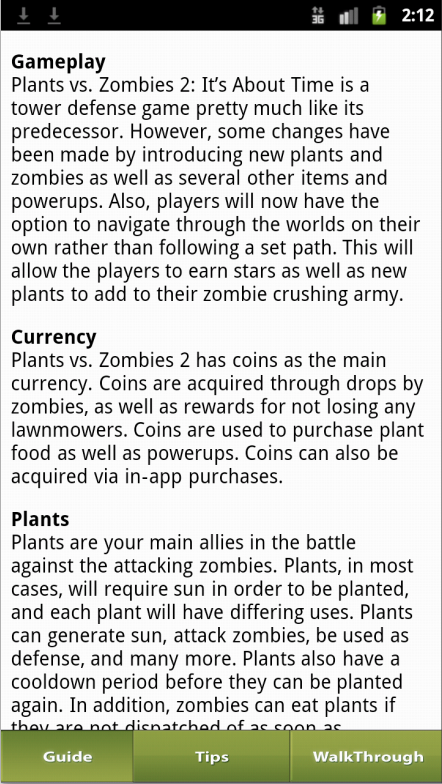 cheats plant vs zombie di hp