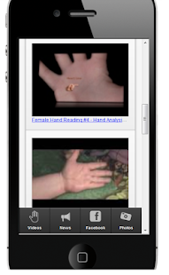 Palmistry - Palm Reading Guide - screenshot thumbnail