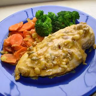 Chicken Papadoris