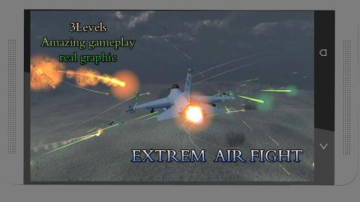 戦闘飛行機戦争3D