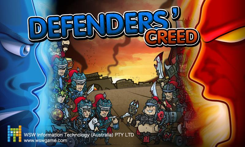 3 Kingdoms TD:Defenders' Creed - screenshot