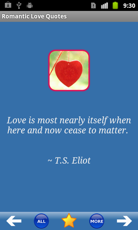 romantic love quotes android apps on google play