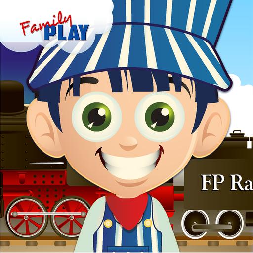 教育必備App|幼儿火车游戏 LOGO-綠色工廠好玩App