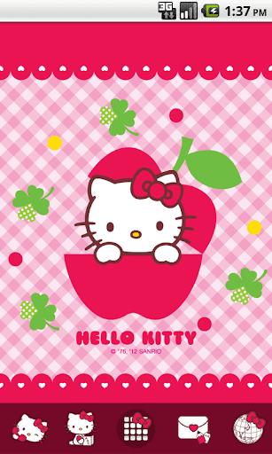 Windows 7 Hello Kitty Theme