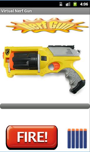 Virtual Nerf Gun