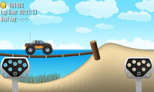 Crazy Wheels: Monster Trucks - screenshot thumbnail