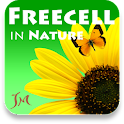 Freecell in Nature logo