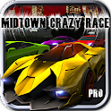 MIDTOWN CRAZY RACE PRO icon