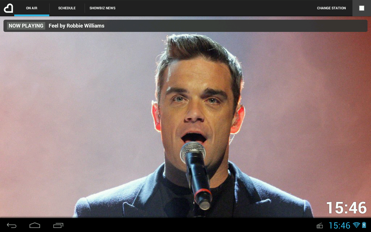 Heart Radio App- screenshot