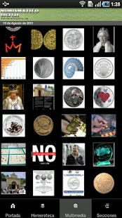 NumismaticoDigital- screenshot thumbnail