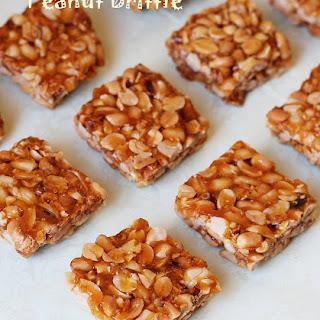 Peanut Brittle | Peanut Chikki