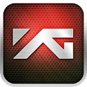 YG ENTERTAINMENT OFFICIAL APP logo