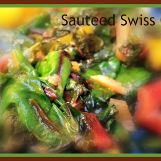 Sauteed Swiss Chard