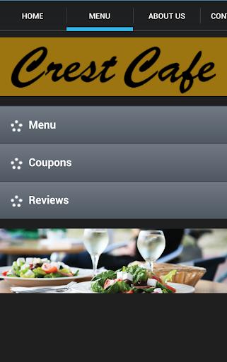 玩免費娛樂APP|下載Crest Cafe app不用錢|硬是要APP