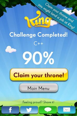 King Challenge 1.6.1 screenshot 26460