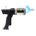 Laser Gun HD! icon