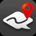 ramblr (hiking, travel, map) icon
