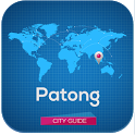 Patong Beach Guide Hotels Map icon
