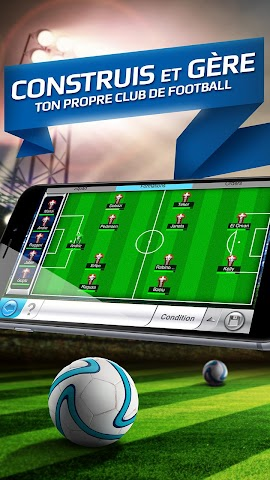 android Top Eleven Be a Soccer Manager Screenshot 11