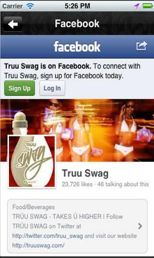 免費娛樂App|TRUU SWAG|阿達玩APP
