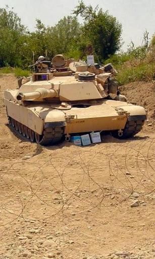 ジグソーパズルエイブラムス戦車