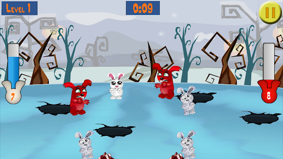 Rabbit Terror: Monster Legends- screenshot thumbnail