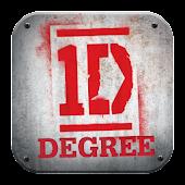 1D Degree